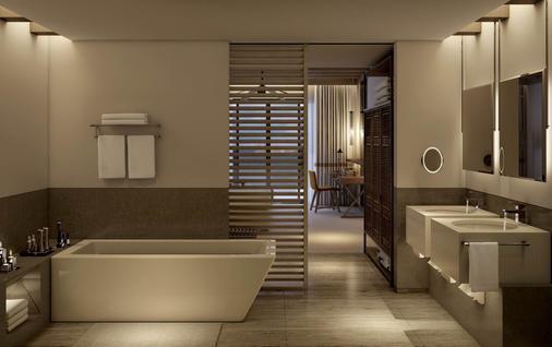 萨蒂亚罗塔娜别墅和度假村 - 阿布扎比 - 浴室