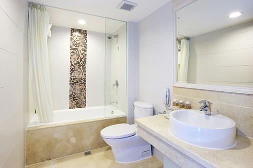 皇家金堡酒店 - 澳门 - 浴室