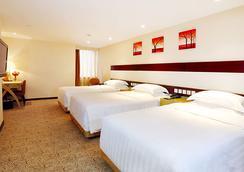 皇家金堡酒店 - 澳门 - 睡房