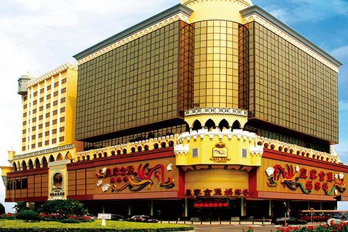 皇家金堡酒店 - 澳门 - 建筑
