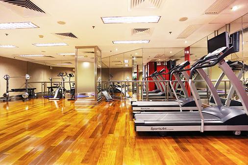 皇家金堡酒店 - 澳门 - 健身房