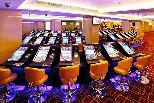 皇家金堡酒店 - 澳门 - 赌场