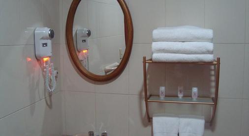 索克雷广场精品酒店 - 基多 - 浴室