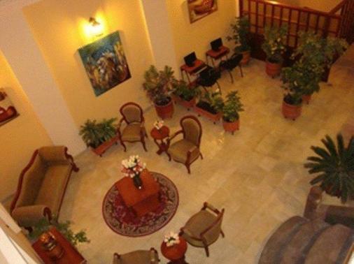 索克雷广场精品酒店 - 基多 - 大厅