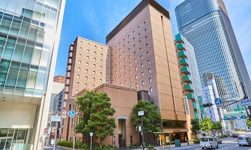 丽嘉中之岛酒店 - 大阪 - 建筑