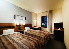 丽嘉中之岛酒店 - 大阪 - 睡房