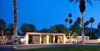 钻石度假村棕榈泉沙漠小岛酒店 - 棕榈泉 - 建筑