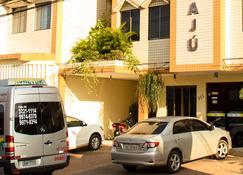 Hotel Maju - 里约布兰科 - 酒店入口