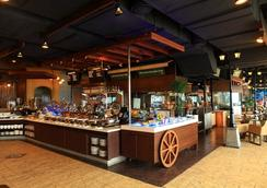 Hotel H2o - 马尼拉 - 餐馆