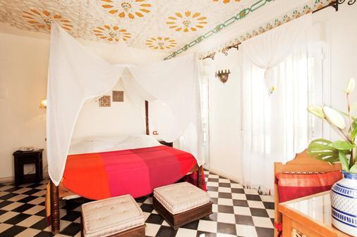 塞维利亚国王寝宫酒店 - 塞维利亚 - 睡房