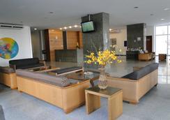 科斯塔玛尔酒店 - 福塔莱萨 - 大厅