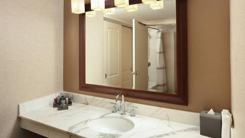 圣地亚哥拉霍亚万豪酒店 - 圣地亚哥 - 浴室