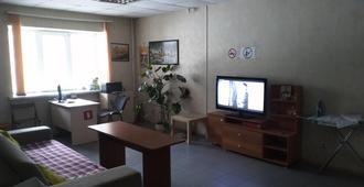 Hostel Lime - 萨马拉 - 客厅