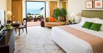 鹭环海天度假酒店 - 澳门 - 睡房