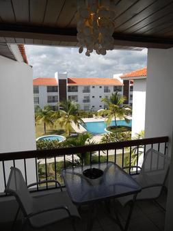 卡里博蓬塔卡纳酒店 - 蓬塔卡纳 - 阳台