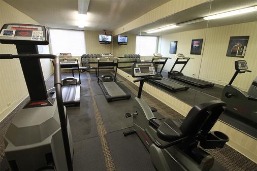 达拉斯盖特威酒店 - 达拉斯 - 健身房