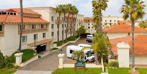 圣地亚哥老城万怡酒店 - 圣地亚哥 - 建筑