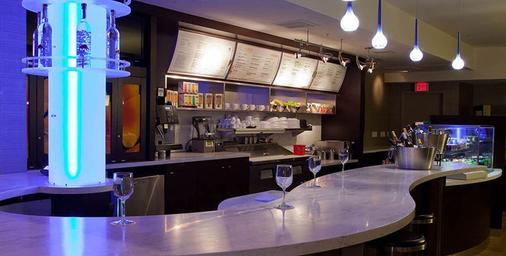 圣地亚哥老城万怡酒店 - 圣地亚哥 - 酒吧