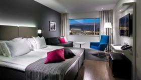 歌西亞塔樓飯店 - 哥德堡 - 睡房
