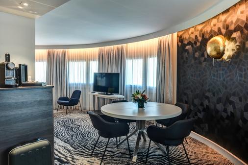 巴黎诺富特奥尔良门14酒店 - 巴黎 - 餐厅