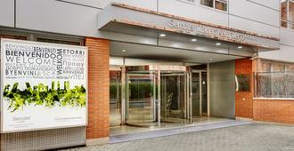 珀蒂宫马德里机场高科技酒店 - 马德里