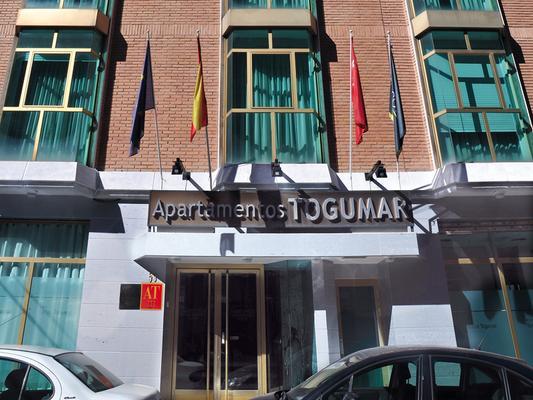 克托陶格马公寓式酒店 - 马德里 - 建筑