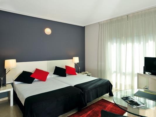 克托陶格马公寓式酒店 - 马德里 - 睡房