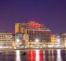 拉斯帕尔马斯克里斯蒂娜酒店