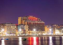 拉斯帕尔马斯克里斯蒂娜酒店 - 大加那利岛拉斯帕尔马斯 - 建筑