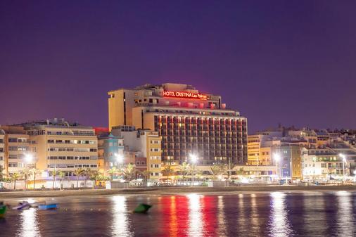 克里斯蒂娜拉斯帕尔马斯斯考特而酒店 - 大加那利岛拉斯帕尔马斯 - 建筑