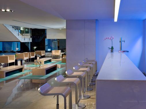 克里斯蒂娜拉斯帕尔马斯斯考特而酒店 - 大加那利岛拉斯帕尔马斯 - 酒吧