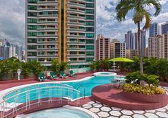 巴拿马斯考特而公主酒店 - 巴拿马城 - 游泳池
