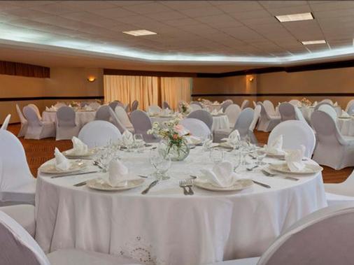 巴拿马斯考特而公主酒店 - 巴拿马城 - 宴会厅