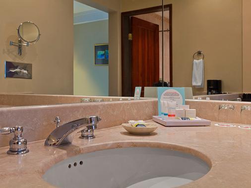 巴拿马斯考特而公主酒店 - 巴拿马城 - 浴室