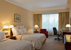 巴拿马斯考特而公主酒店 - 巴拿马城 - 睡房