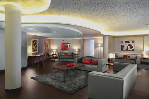 库里森斯考特尔酒店 - 毕尔巴鄂 - 客厅
