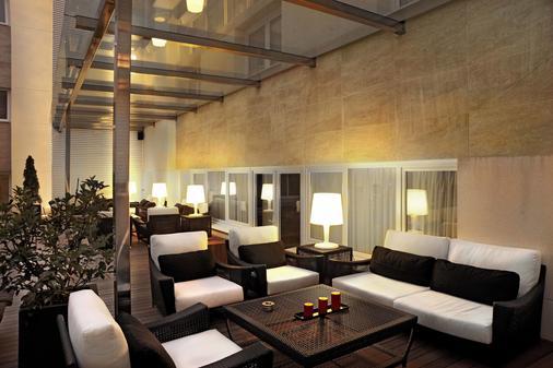 库里森斯考特尔酒店 - 毕尔巴鄂 - 休息厅