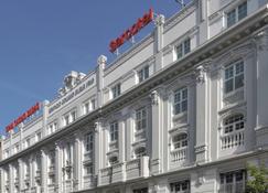 库里森斯考特尔酒店 - 毕尔巴鄂 - 建筑