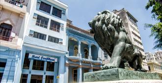 加勒比酒店 - 哈瓦那 - 建筑