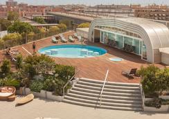 斯考特而索罗拉宫酒店 - 巴伦西亚 - 游泳池