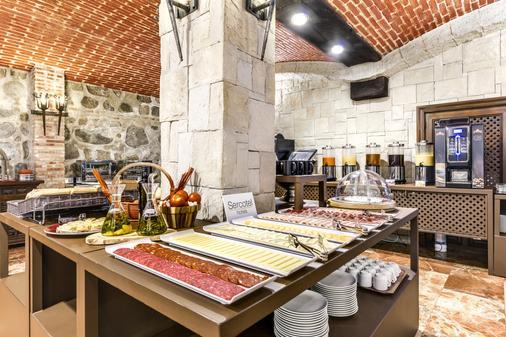 赛尔科特尔阿方索六世酒店 - 托莱多 - 自助餐