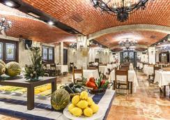 赛尔科特尔阿方索六世酒店 - 托莱多 - 餐馆