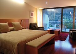 安道尔公园酒店 - 安道尔城 - 睡房