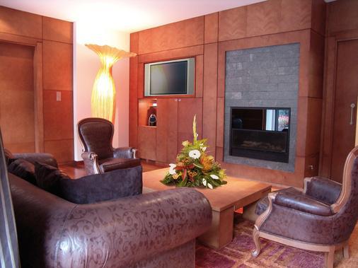 安道尔公园酒店 - 安道尔城 - 客厅