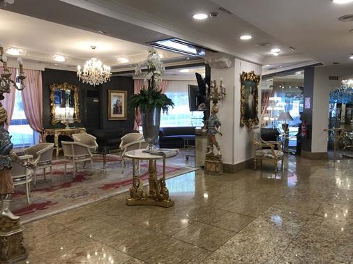 萨拉曼卡阿特尤斯卡梅丽塔斯酒店 - 萨拉曼卡 - 宴会厅