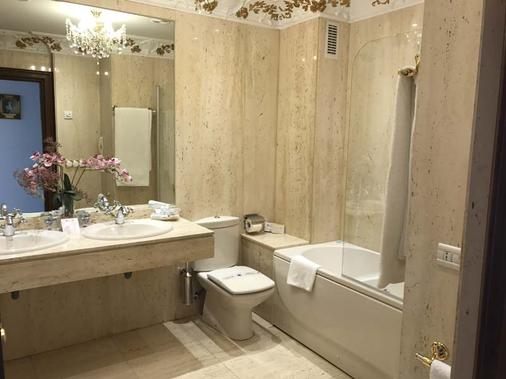 萨拉曼卡阿特尤斯卡梅丽塔斯酒店 - 萨拉曼卡 - 浴室