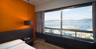维戈湾塞尔科特尔酒店 - 维戈 - 睡房