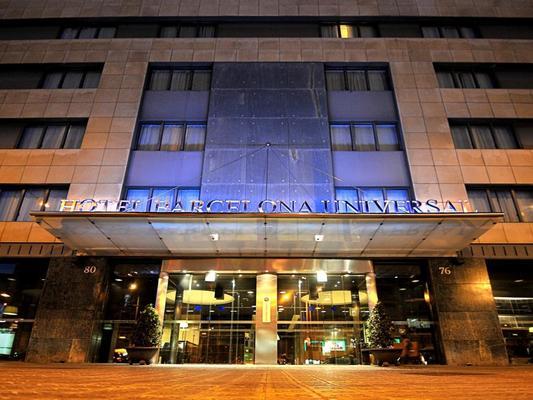 巴塞罗那环球酒店 - 巴塞罗那 - 建筑