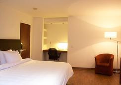 皇家金堡酒店 - 波哥大 - 睡房