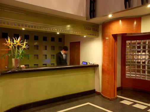 皇家金堡酒店 - 波哥大 - 柜台